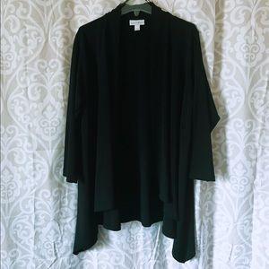 Fashion Bug black cardigan